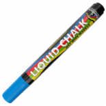 Blue Rainbow Chalk 5mm Chisel Nib Liquid Chalk Marker